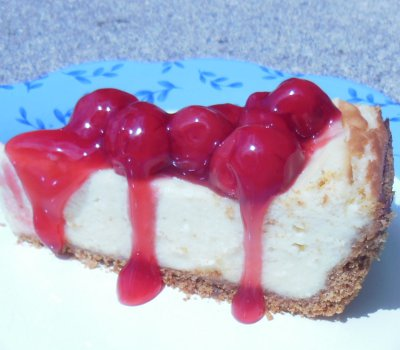 dutch oven cheesecake recipe