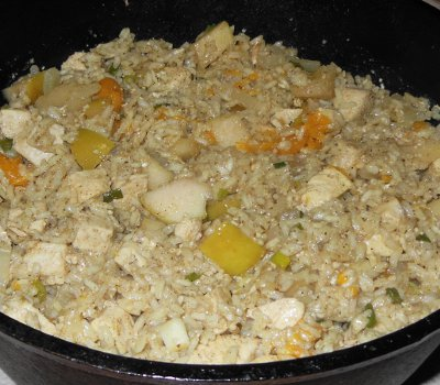 dutch oven citrus chicken recipe
