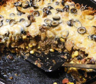 dutch oven frito casserole recipe