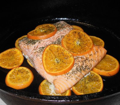 dutch oven simply salmon recipe