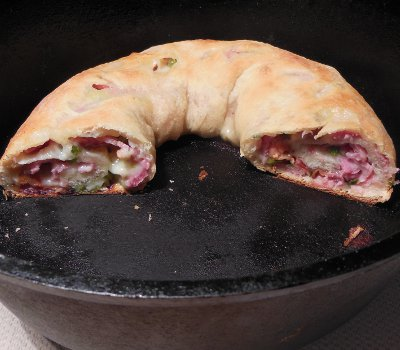 dutch oven stromboli recipe