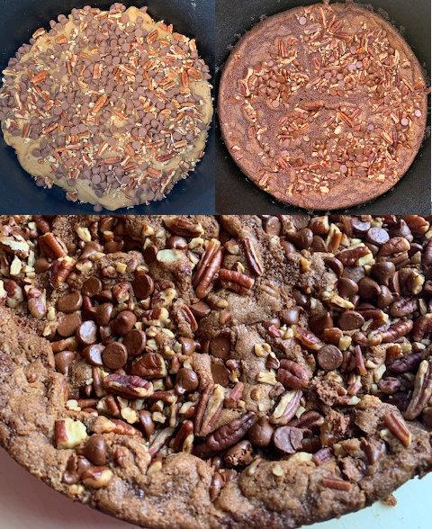 dutch oven brownies recipe