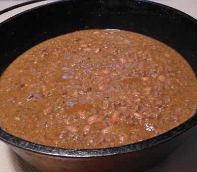 Cornmeal Chili