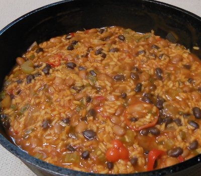 Creole Beans and Rice